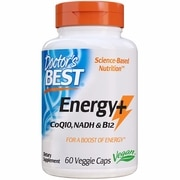 Energy + CoQ10, NADH & B12